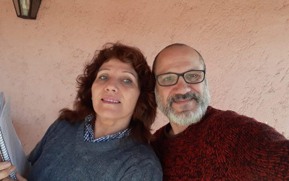 MARÍA CRISTINA Y ALEJANDRO (1)
